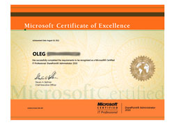 Microsoft Certified IT Professional: SharePoint 2010 Administrator