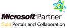Microsoft Gold Competency Partner в компетенции Portals and Collaboration