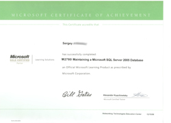 Programming with the Microsoft .NET Framework
